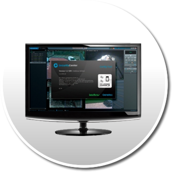 Software de monitoramento Security Center Intelbras Edition