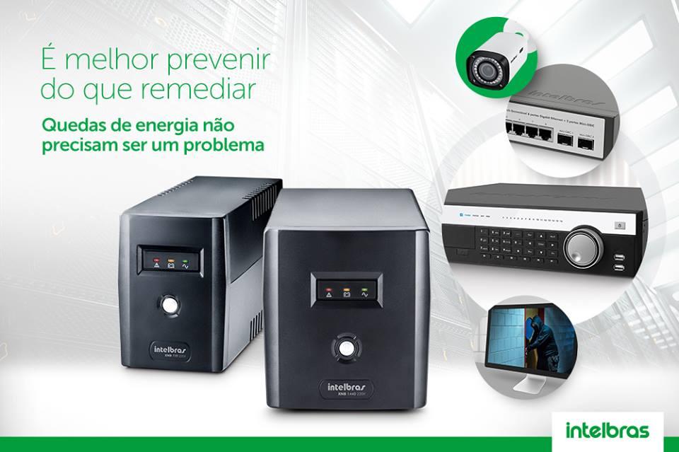 Nobreaks Intelbras XNB 720 e 1440