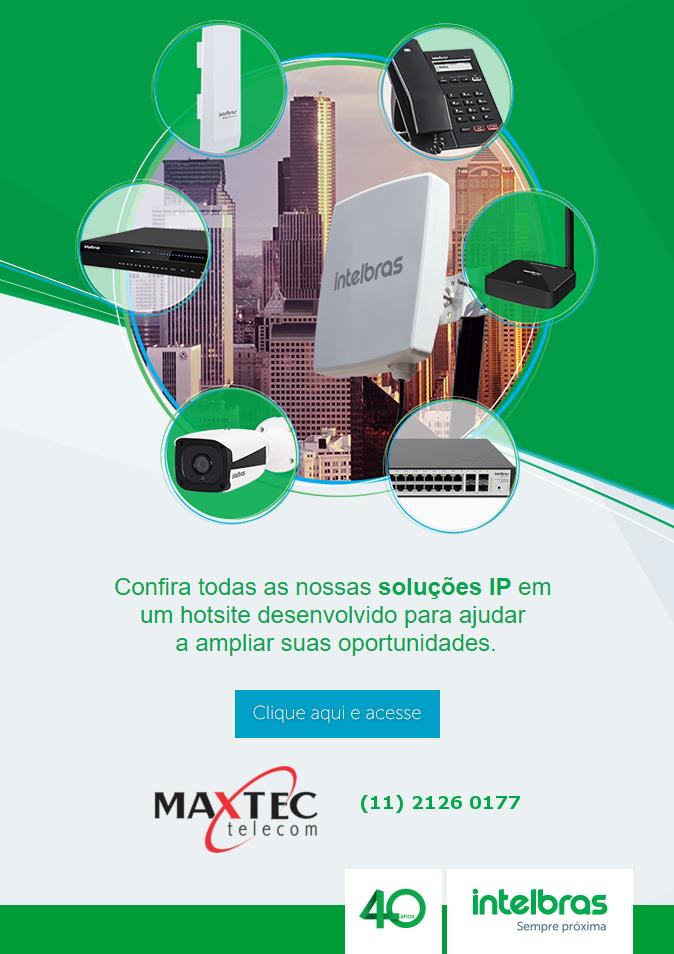 Soluções IP Intelbras